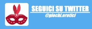 account twitter @giochi.erotici